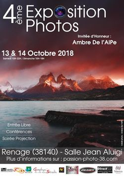 Exposition photo et projection de film